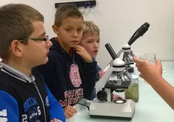 la fête de la science du collège de Saint Cyr.