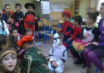 Carnaval à l'Ecole Palissy!