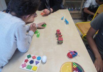SIPFP – activités émotions Montessori