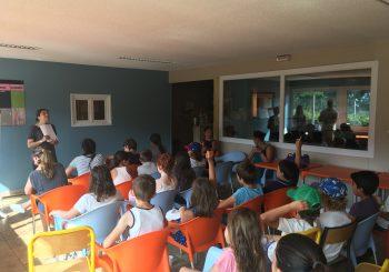 23/06 – Visite des CE2 à l'IME