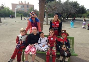Carnaval à l'Ecole P Bert