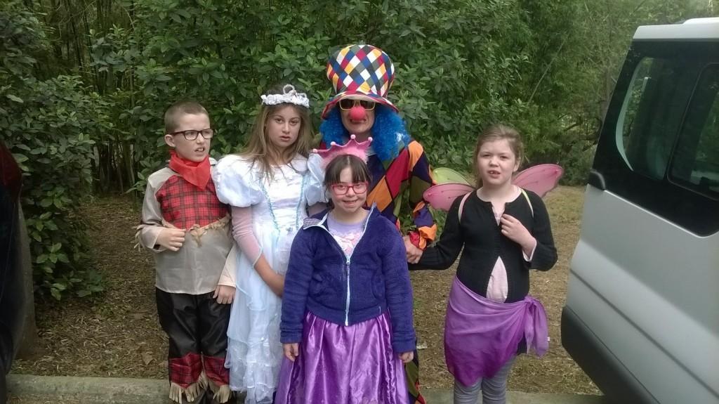 Carnaval à l'école St Jean à La Ciotat